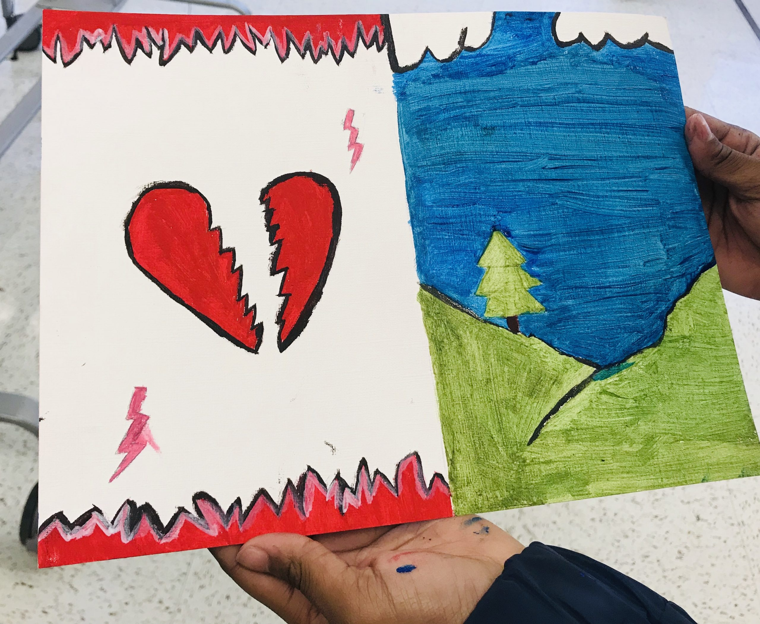 Lessons in Art Class: Self-Love Is The Best Love